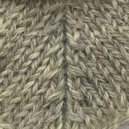 slip slip knit - knit 2 together