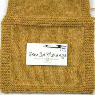 Swatch Semilla Melange