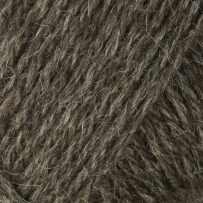Greener Wool Mergelland Dark Slate Detail