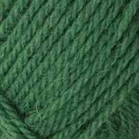 Greener Wool Mergelland Emerald Detail