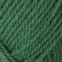 Greener Wool Mergelland Emerald Detail