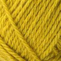 Greener Wool Mergelland Gold Detail