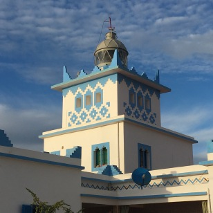 Sidi Ifni, vuurtoren