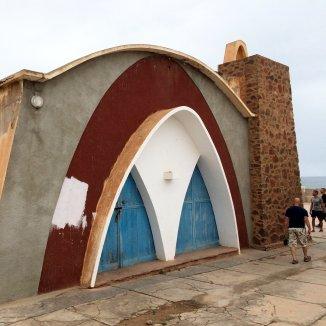 Sidi-Ifni-Chapel